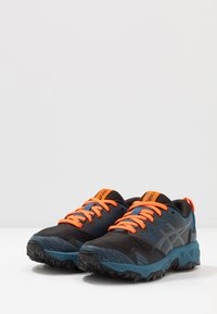 ASICS - GEL-FUJITRABUCO 8 - Trail running shoes - directoire blue/carrier grey - 3