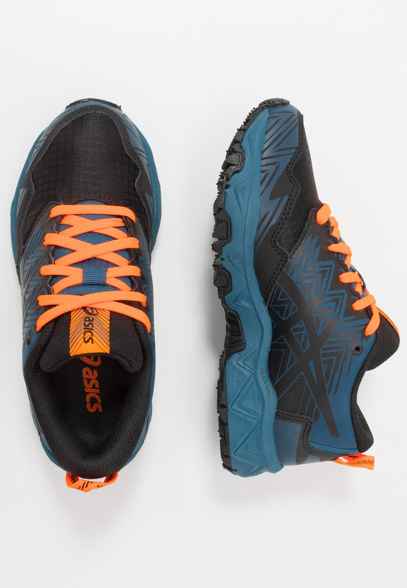 ASICS - GEL-FUJITRABUCO 8 - Trail running shoes - directoire blue/carrier grey