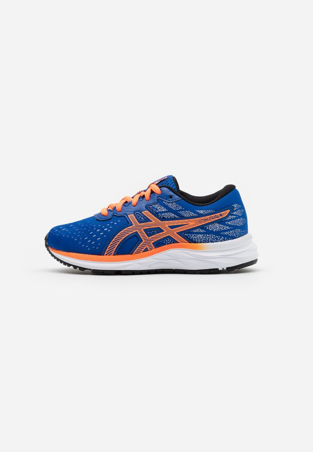 GEL-EXCITE 7 - Hardloopschoenen neutraal - blue/shocking orange