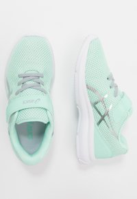 ASICS - LAZERBEAM  - Chaussures de running neutres - fresh ice/pure silver - 0