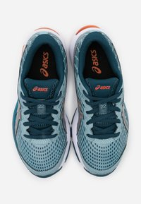 ASICS - GEL-CUMULUS 22  - Zapatillas de running neutras - light steel/magnetic blue - 3
