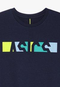 ASICS - COLOR  - T-shirt print - peacoat - 3