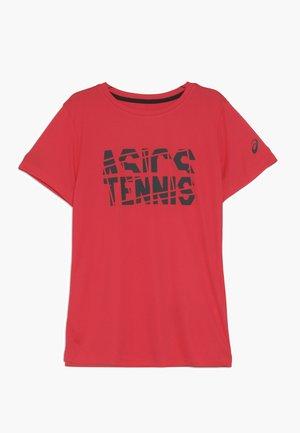 TENNIS - T-shirt imprimé - laser pink