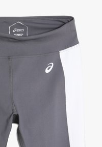 ASICS - COLOR BLOCK - Legging - carbon - 4