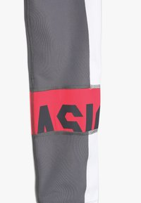 ASICS - COLOR BLOCK - Legging - carbon