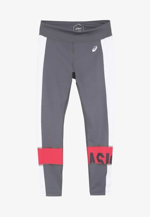 COLOR BLOCK - Legging - carbon