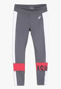 ASICS - COLOR BLOCK - Legging - carbon - 0