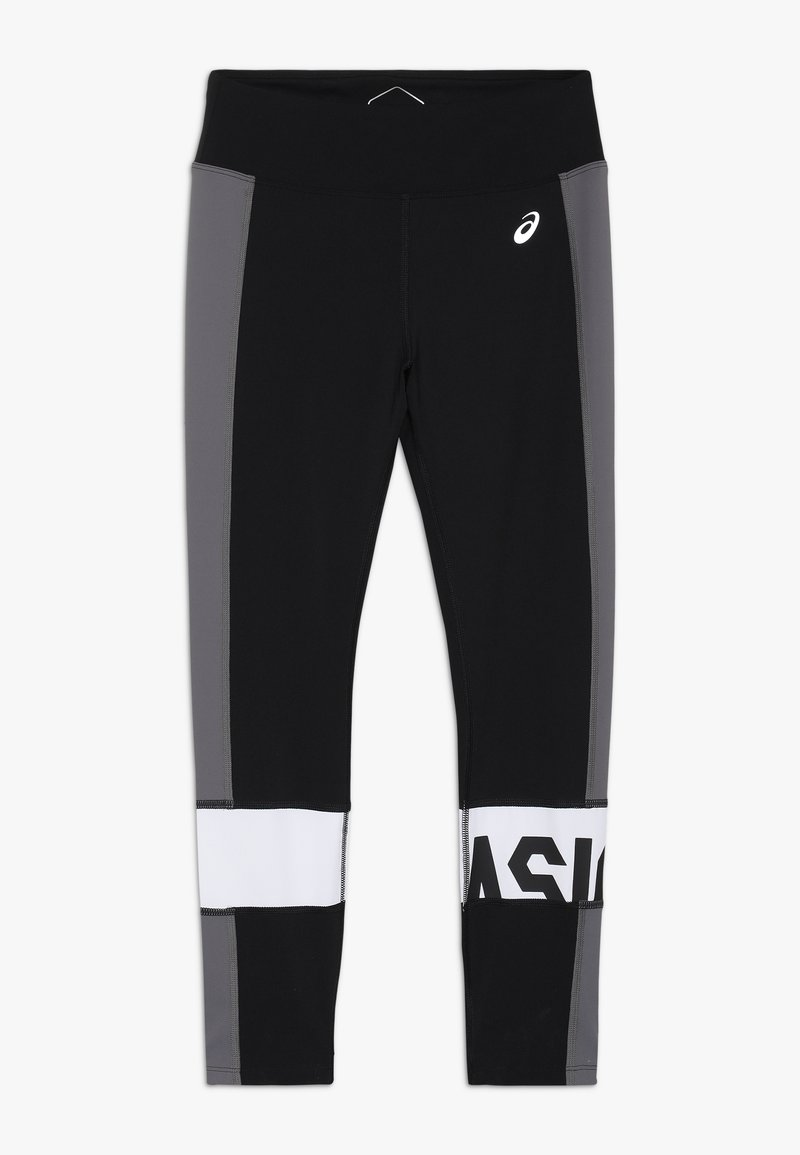 ASICS - COLOR BLOCK - Leggings - performance black