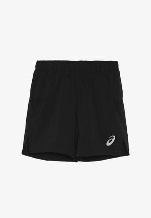 TENNIS SHORT - Krótkie spodenki sportowe - graphite grey