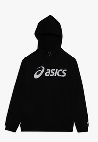 ASICS - BIG HOODIE - Jersey con capucha - performance black/brilliant white - 0