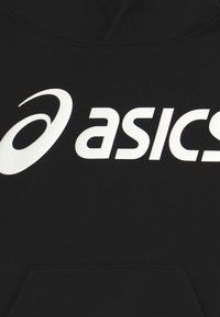 ASICS - HOODIE - Hoodie - performance black/brilliant white - 3