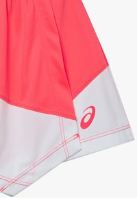 ASICS - TENNIS CLUB SKORT - Sports skirt - diva pink/brilliant white - 4