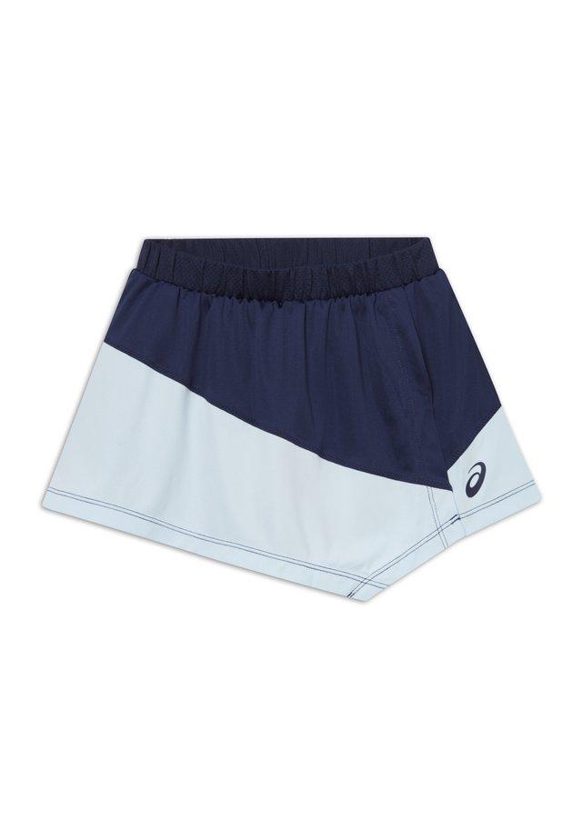 TENNIS CLUB SKORT - Falda de deporte - peacoat/soft sky