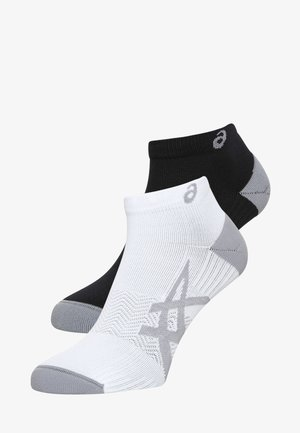 2 PACK - Trainer socks - real white