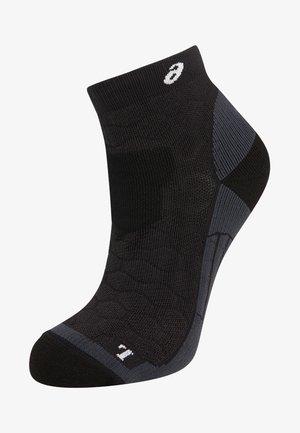 ROAD QUARTER - Calze sportive - performance black