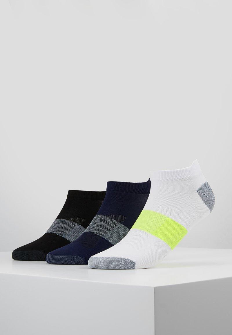 ASICS - LYTE 3 PACK - Sportovní ponožky - peacoat