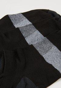 ASICS - LYTE 3 PACK - Calcetines de deporte - performance black - 2