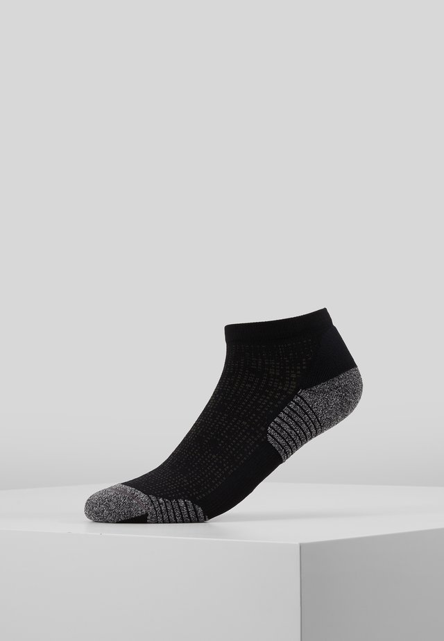 ULTRA LIGHT QUARTER - Sports socks - black