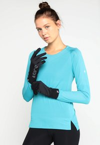 ASICS - BASIC GLOVES - Guantes - performance black - 1