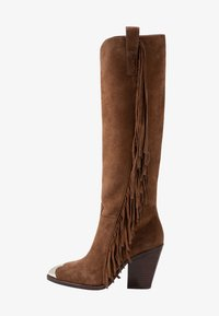 Ash - ELODIE - High heeled boots - russet - 1
