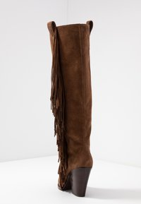 Ash - ELODIE - High heeled boots - russet - 5
