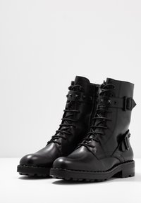 Ash - WITCH BIS - Lace-up boots - black - 4