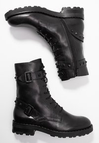 Ash - WITCH BIS - Lace-up boots - black - 3
