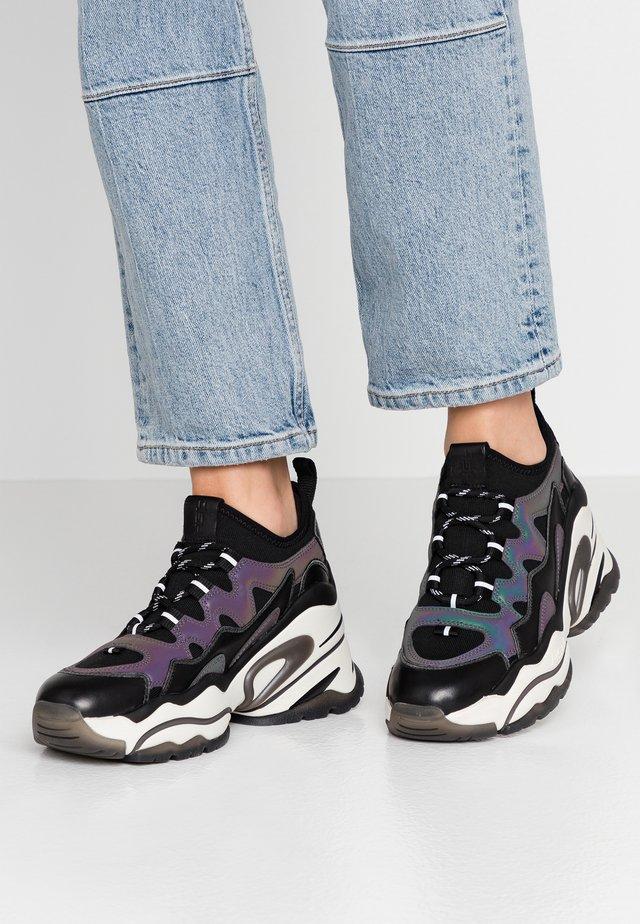 BIRD - Sneakers - rainbow/black