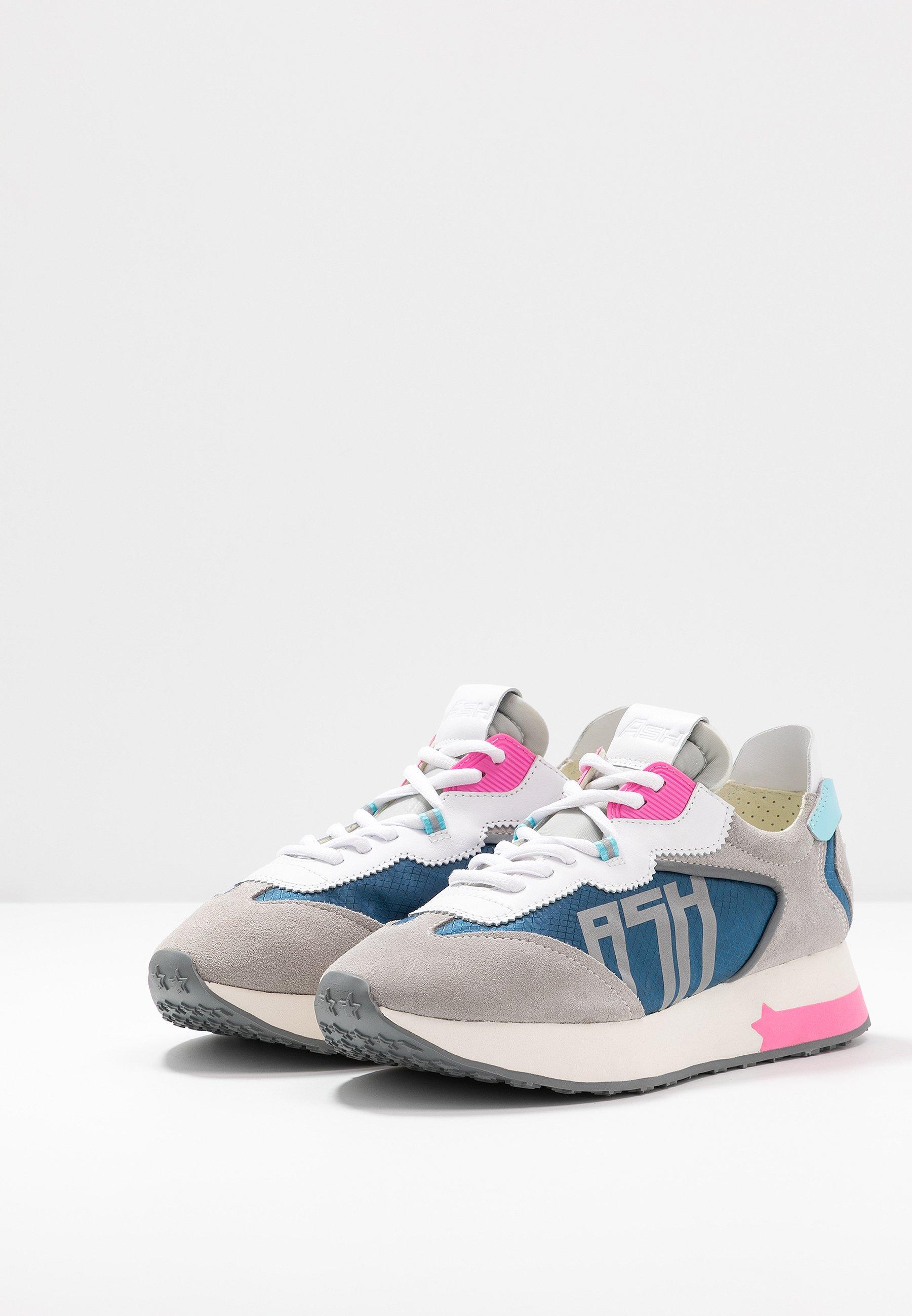Ash TIGER - Sneakersy niskie - blue/light grey