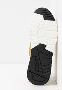 Ash - Baskets basses - gold - 6