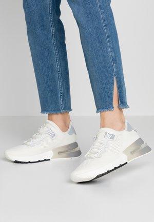 KRUSH  - Baskets basses - white/silver