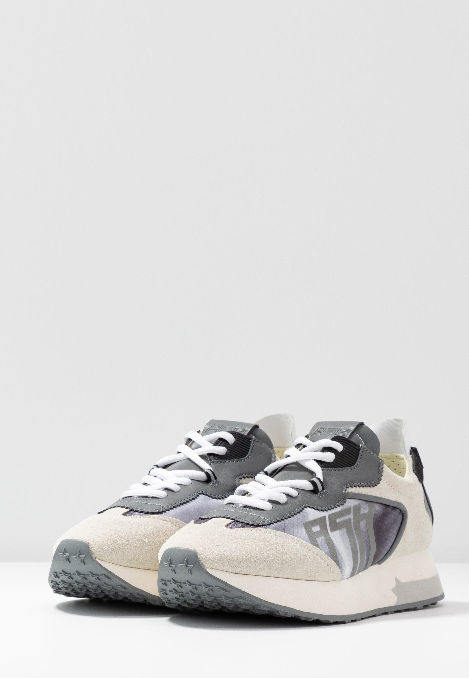 Ash Sneakersy niskie - salt/grey