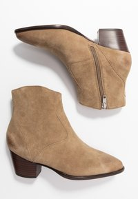 Ash - Classic ankle boots - tan - 3