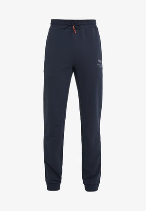 AMR TRACK PANTS - Tracksuit bottoms - navy