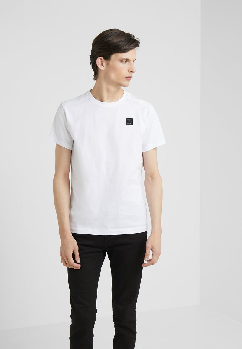 Hackett Aston Martin Racing - T-shirts basic - white