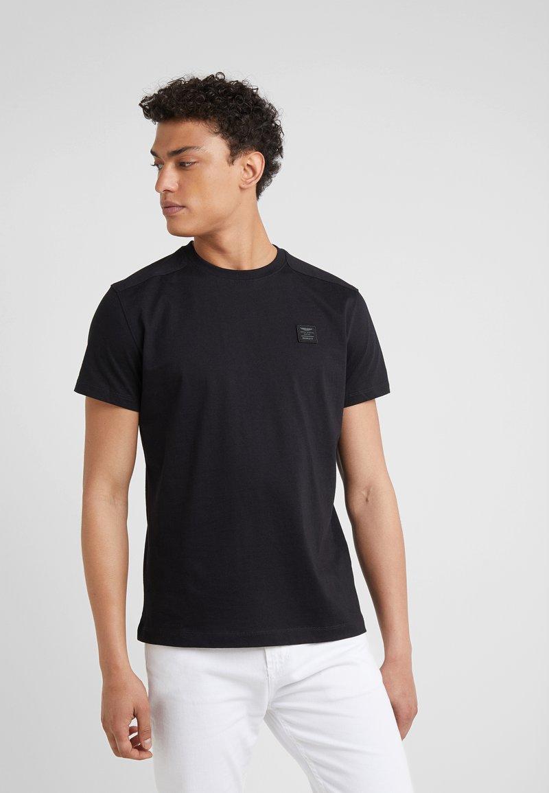 Hackett Aston Martin Racing - Basic T-shirt - black