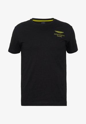 LOGO TEE - Jednoduché triko - black