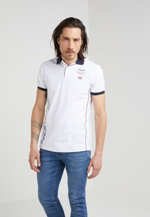 Poloshirts - optic white