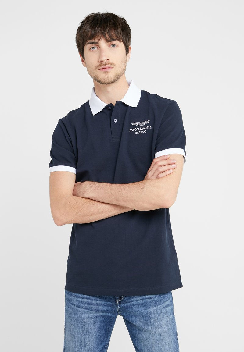 Hackett Aston Martin Racing - Poloshirt - navy