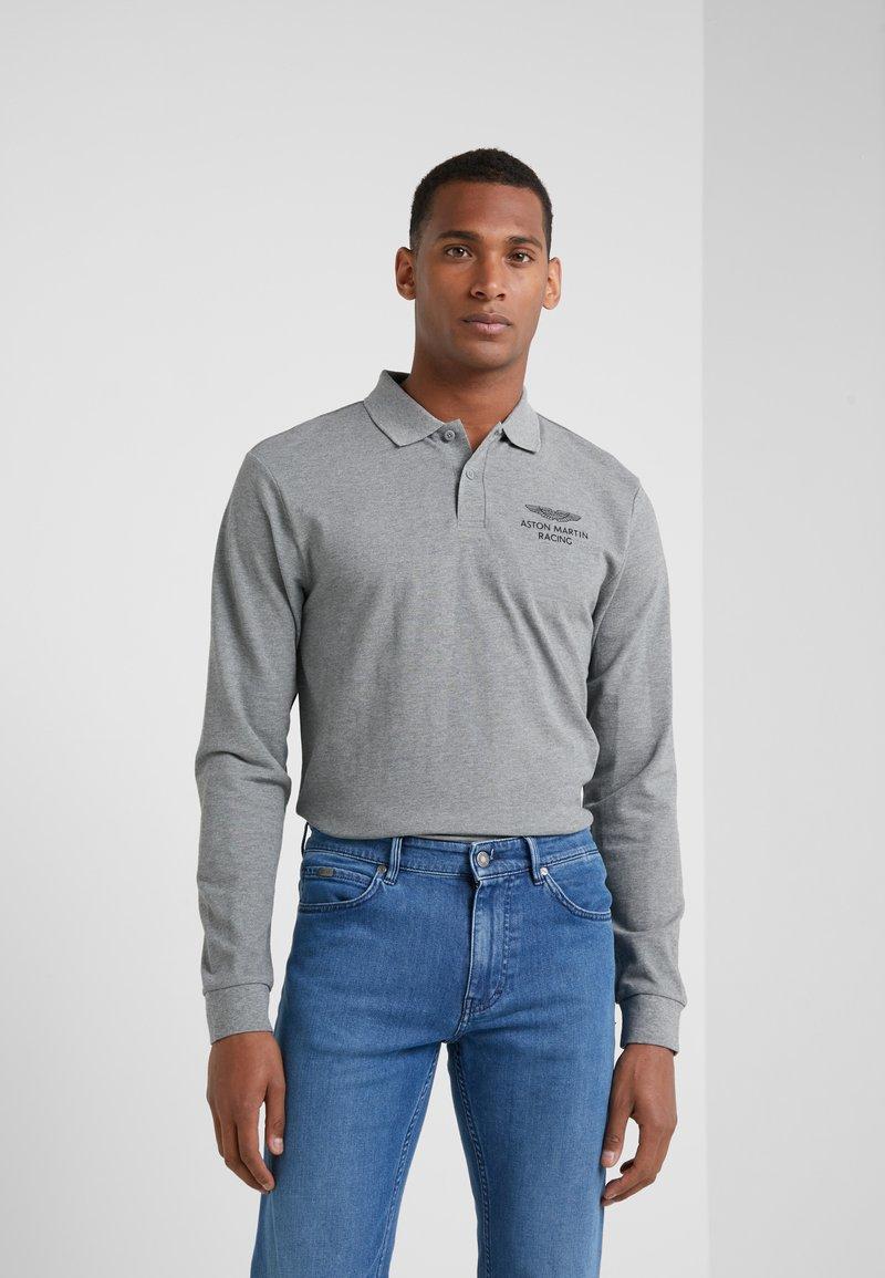 Hackett Aston Martin Racing - Polo shirt - grey marl