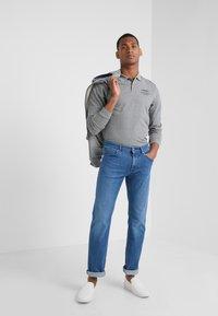 Hackett Aston Martin Racing - Polo shirt - grey marl - 1