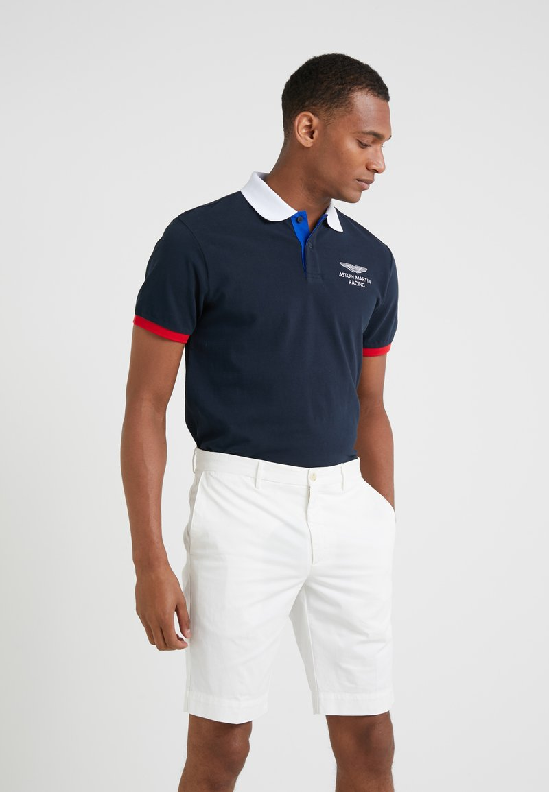Hackett Aston Martin Racing - Polo shirt - navy