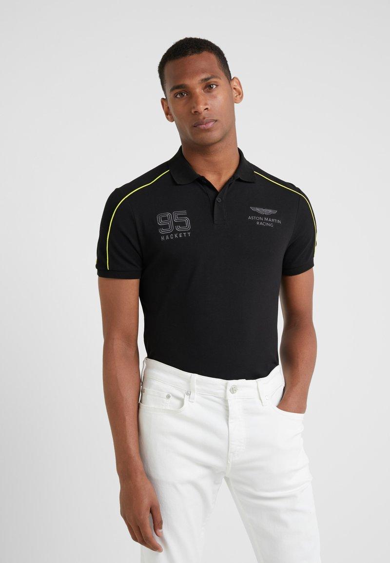Hackett Aston Martin Racing - Polotričko - black