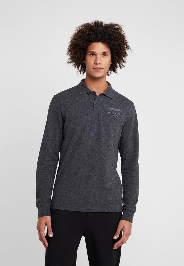 Poloshirts - charcoal