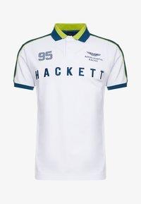 Hackett Aston Martin Racing - Polotričko - white/multi - 4