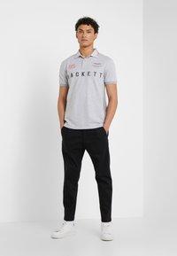 Hackett Aston Martin Racing - AMR MULTI SS - Polo shirt - grey marl - 1
