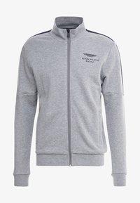 Hackett Aston Martin Racing - Cardigan - mottled grey - 3