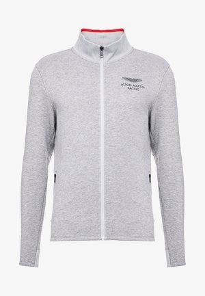 veste en sweat zippée - mid grey