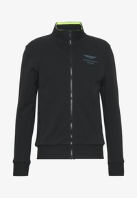 Hackett Aston Martin Racing - Bluza rozpinana - black
