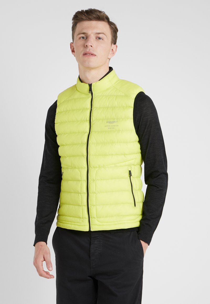 Hackett Aston Martin Racing - GILET - Weste - lime